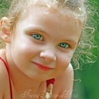 A Pretty Little Girl
