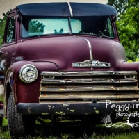 Old Chevy Truck 1950's