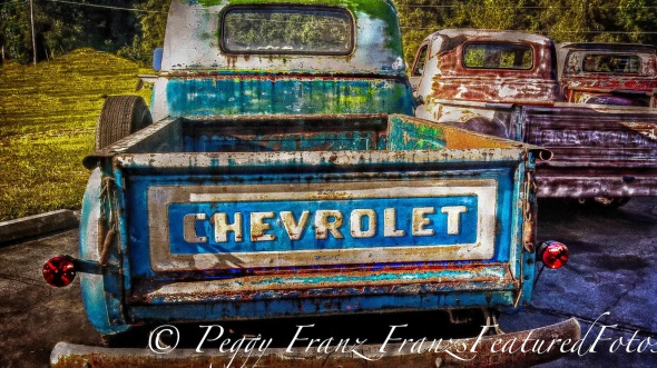 old trucks name-