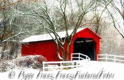 Winter Cover Bridge Name-